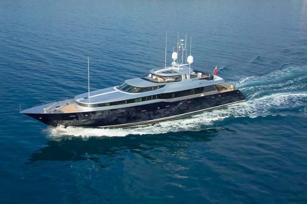 2007 Alloy 135 Motor Yacht