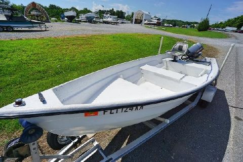 1998 SEA N SPORT 16 South Seas Skiff