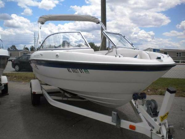 2004 bayliner 185 18 foot 2004 bayliner motor boat in for Used boat motors for sale in sc