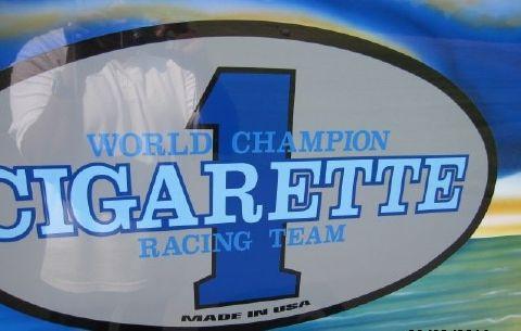 2003 Cigarette Racing 38' Top Gun