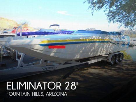 1999 Eliminator Boats 28 Daytona 1999 Eliminator 28 Daytona for sale in Fountain Hills, AZ