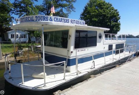 1977 Nauta-Line 36 Silver Queen 1977 Nauta-line 36 Silver Queen for sale in Lakeview, OH