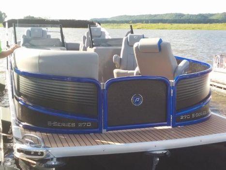 2016 Premier S-Series 270 Atomic Blue