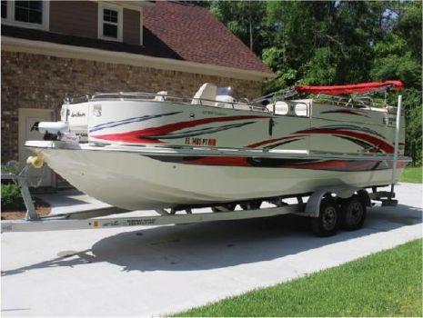 2014 Carolina Skiff 22 DSF Cruiser