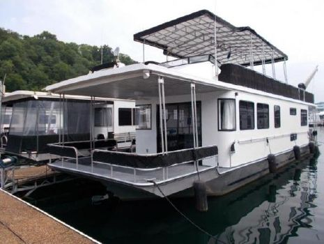 1990 LAKEVIEW YACHTS 14 x 60 Houseboat