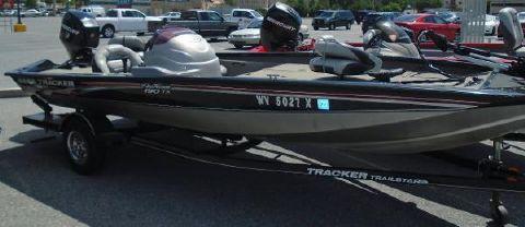 2006 Tracker Pro Team 190 TX