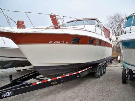 1985 Cruisers 336 Ultra Vee