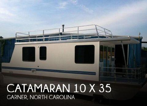 2013 Cat Ketch Corp 10 x 35 2013 Catamaran Cruisers 10 x 35 for sale in Garner, NC