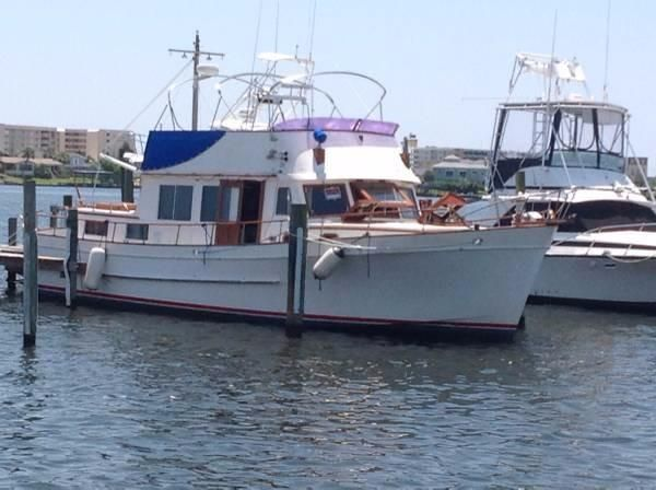 Marine trader new and used boats for sale in florida for Used motor yachts for sale in florida