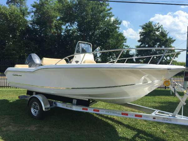 2016 TIDEWATER BOATS 180 CC Adventure