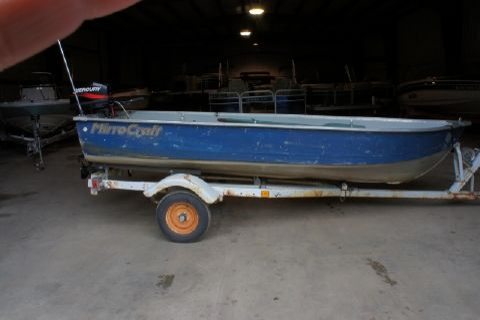 2004 MirroCraft 3654 Row Boat