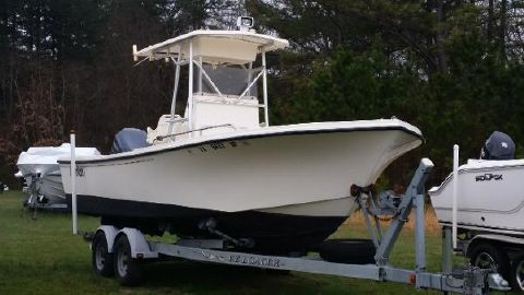 2005 Parker 2300 Special Edition
