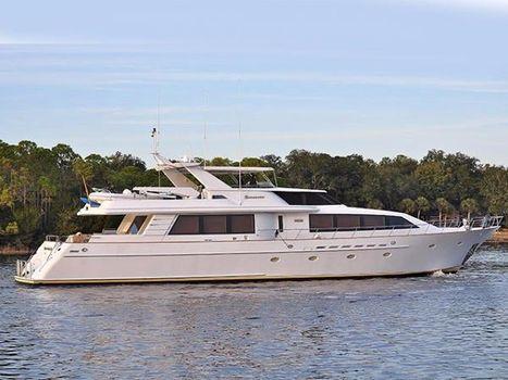 1991 Crescent Raised Pilothouse Motor Yacht