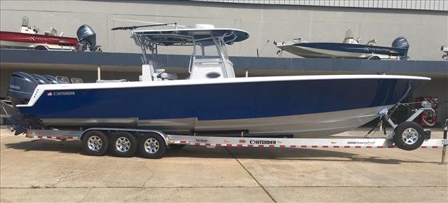 2016 contender 39st 39 foot 2016 motor boat in metairie for Used boat motors in louisiana
