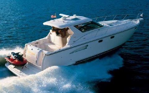 2004 Tiara 4400 Sovran Manufacturer Provided Image