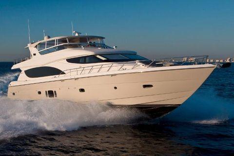 2016 Hatteras 80 Motor Yacht