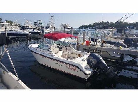 2001 Boston Whaler VENTURA 210