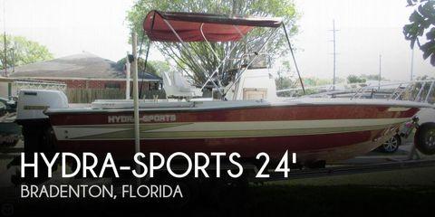 1984 Hydrasports 2400 CC 1984 Hydra-Sports 2400 CC for sale in Bradenton, FL