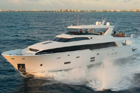 2019 Hatteras 105 Raised Pilothouse Manufacturer Provided Image: Manufacturer Provided Image