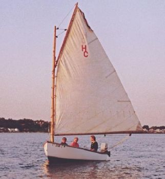 1971 Cape Dory 14'Handy Cat