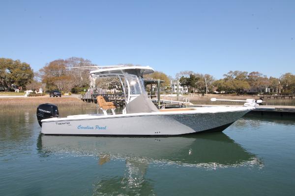 Used 2017 Tidewater Boats Carolina Bay Wrightsville Beach Nc 28480 Boattrader