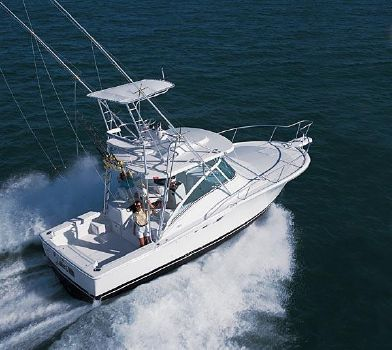 2004 Luhrs 32 Open Manufacturer Provided Image
