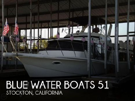 1986 Blue Water Boats 51 1986 Blue Water 51 for sale in Stockton, CA