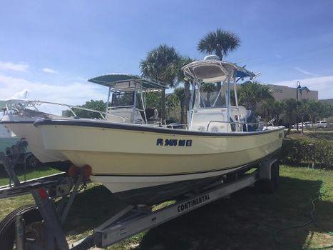 2010 Angler Boats Panga 26