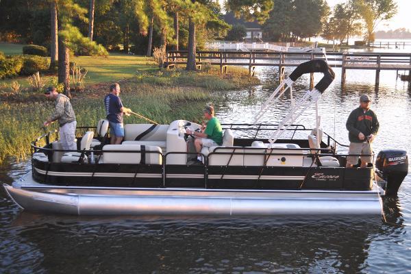 2018 bentley pontoon boat.  pontoon new 2018 bentley 244243 4point anderson sc  29626 boattradercom inside bentley pontoon boat