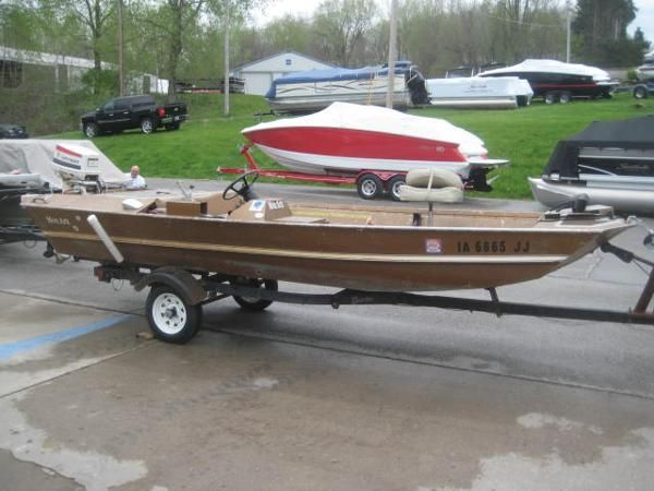 New and used boats for sale on for Monark fishing boats
