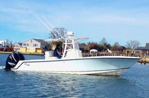 2006 Sea Vee 290 Outboard