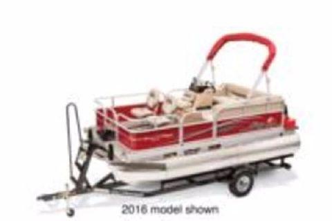 2017 Sun Tracker Bass Buggy 16