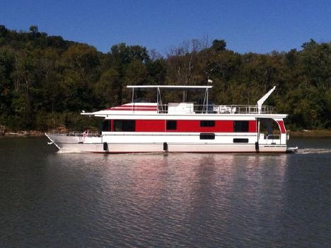 1997 Monticello River Yacht 70Ft