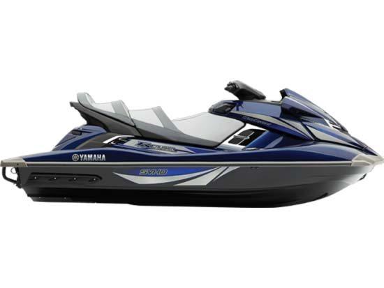 2014 Yamaha FX Cruiser SVHO