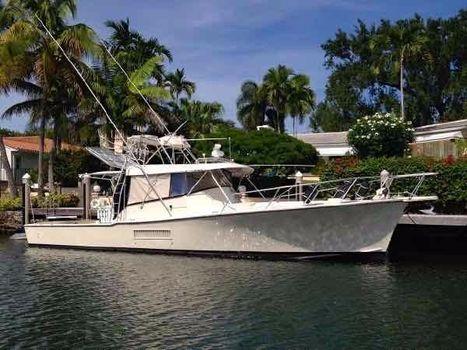 1986 Key West Custom Sportfisherman BIG IRON