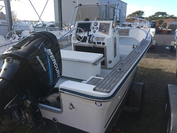 1986 Robalo 1800cc 18 Foot 1986 Robalo Motor Boat In