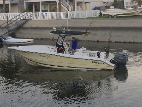 2004 Triton 2690 CC