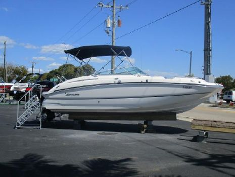2015 Hurricane SD2400 OB