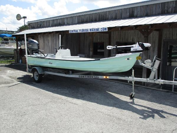 Check out this 2019 GHEENOE Super 18 on Boattrader com