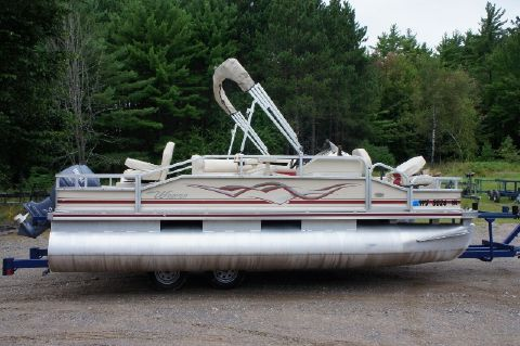 2008 Weeres Deluxe 180 fish/cruise