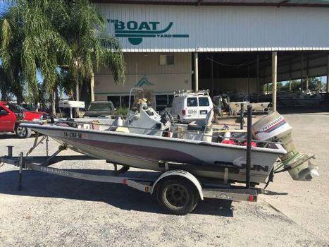 1993 Cajun 1650 Fishmaster