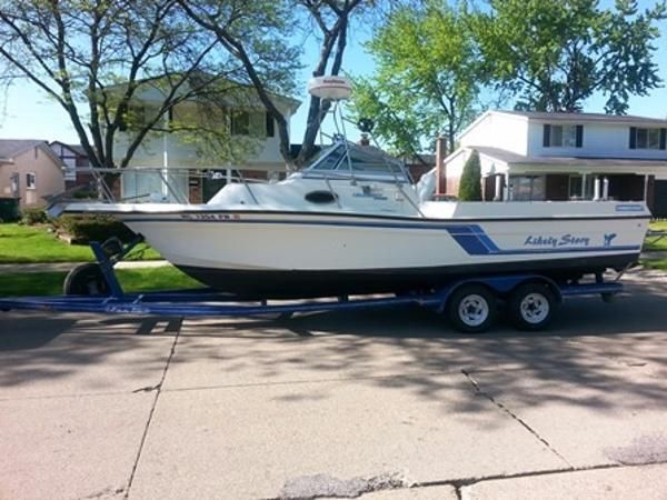 Fishing new and used boats for sale in michigan for Fish express kalamazoo mi