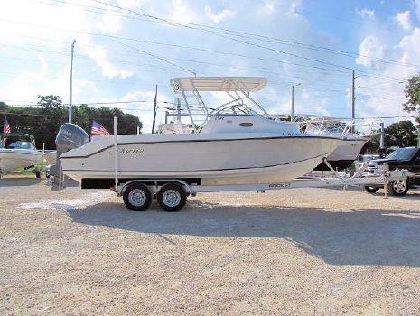 2007 Angler Boats Walkaround