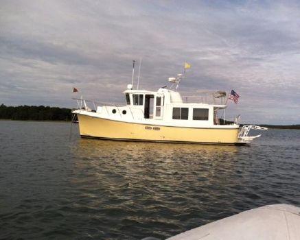 "2001 American Tug Pilothouse Trawler 34 American Tug ""Snark"""