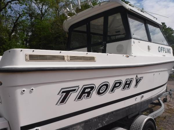 2001 Bayliner Trophy