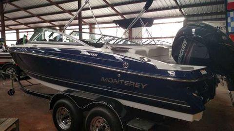 2015 Monterey 197bf