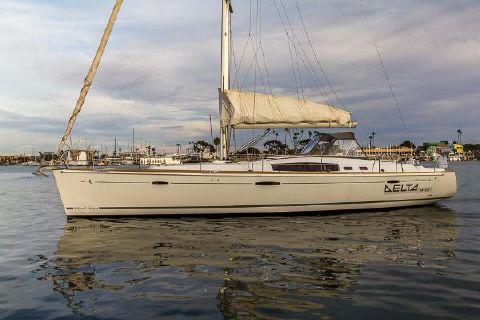 2009 Beneteau Oceanis 49 Port Side