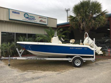 2017 Key West Boats, Inc 189FS