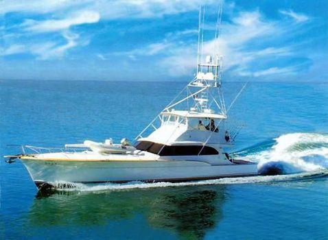 1982 Buddy Davis Sport Fishing Motor Yacht Profile