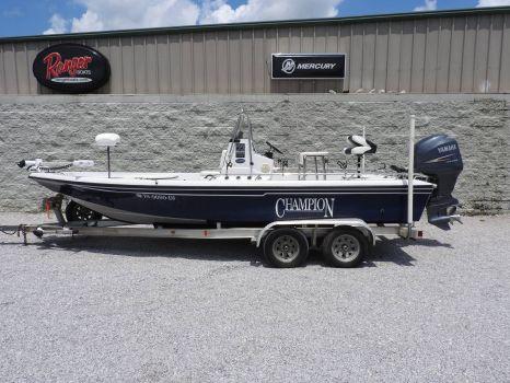 2004 Champion Boats 22 Sea Champ